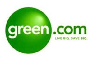 GREEN.COM LIVE BIG. SAVE BIG.