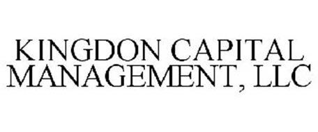 KINGDON CAPITAL MANAGEMENT, LLC