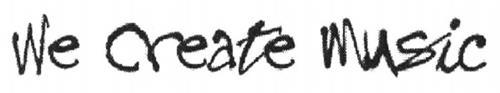 WE CREATE MUSIC