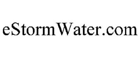 ESTORMWATER.COM