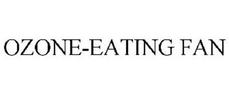 OZONE-EATING FAN
