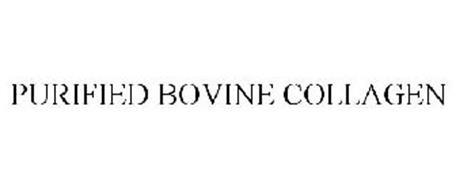 PURIFIED BOVINE COLLAGEN