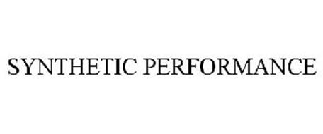 SYNTHETIC PERFORMANCE