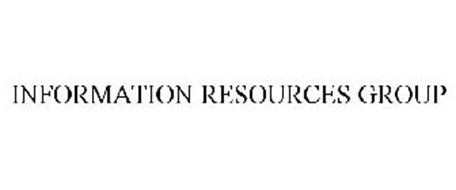 INFORMATION RESOURCES GROUP