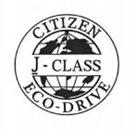 J - CLASS CITIZEN ECO - DRIVE