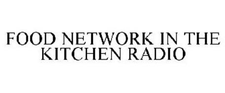 FOOD NETWORK IN THE KITCHEN RADIO