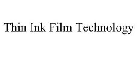 THIN INK FILM TECHNOLOGY