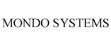 MONDO SYSTEMS