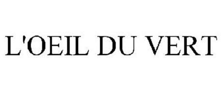 L'OEIL DU VERT