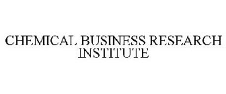 CHEMICAL BUSINESS RESEARCH INSTITUTE
