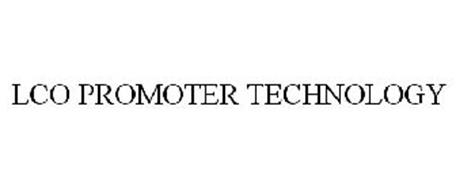 LCO PROMOTER TECHNOLOGY