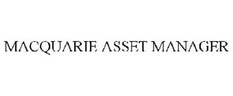 MACQUARIE ASSET MANAGER