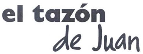 EL TAZÓN DE JUAN