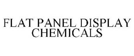 FLAT PANEL DISPLAY CHEMICALS