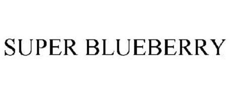 SUPER BLUEBERRY