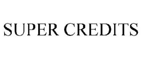 SUPER CREDITS