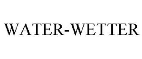 WATER-WETTER