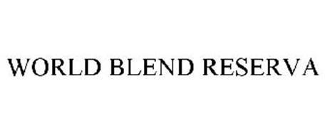 WORLD BLEND RESERVA