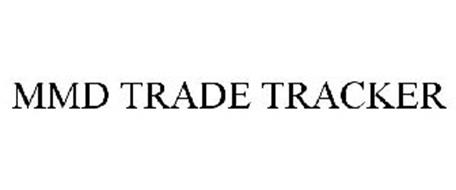 MMD TRADE TRACKER