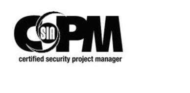SIA CSPM CERTIFIED SECURITY PROJECT MANAGER