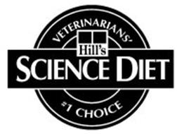 VETERINARIANS' HILL'S SCIENCE DIET # 1 CHOICE