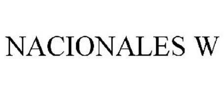 NACIONALES W