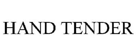 HAND TENDER