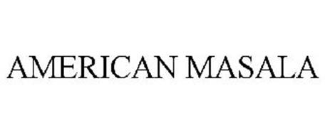 AMERICAN MASALA