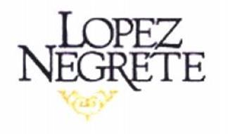 LOPEZ NEGRETE