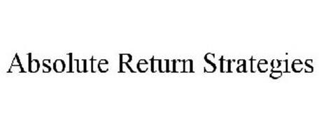 ABSOLUTE RETURN STRATEGIES