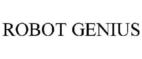 ROBOT GENIUS