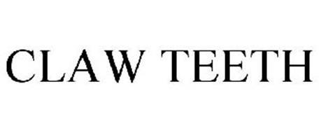 CLAW TEETH