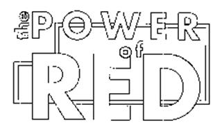 THE POWER OF RED