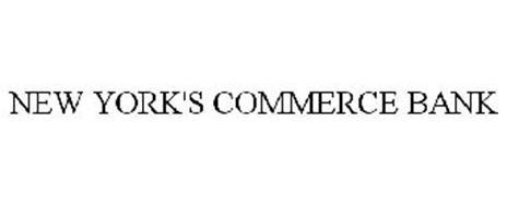 NEW YORK'S COMMERCE BANK