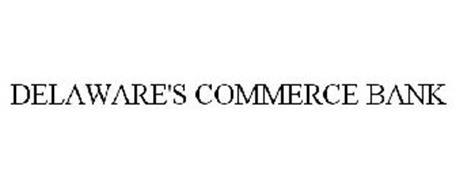 DELAWARE'S COMMERCE BANK
