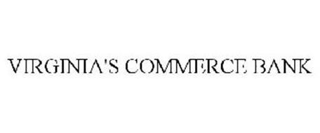 VIRGINIA'S COMMERCE BANK
