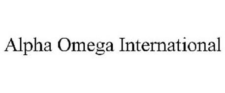 ALPHA OMEGA INTERNATIONAL