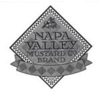 NAPA VALLEY MUSTARD CO. BRAND