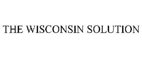 THE WISCONSIN SOLUTION