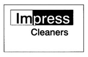 IMPRESS CLEANERS