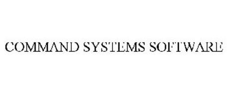 COMMAND SYSTEMS SOFTWARE