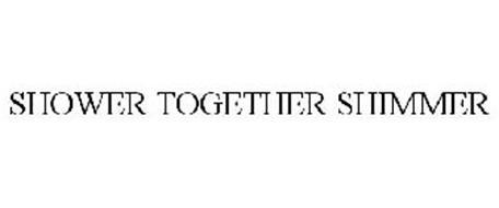 SHOWER TOGETHER SHIMMER