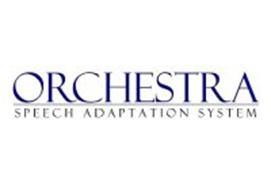 ORCHESTRA SPEECH ADAPTATION SYSTEM