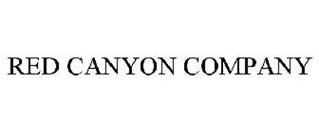 RED CANYON COMPANY
