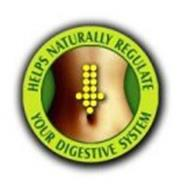 HELPS NATURALLY REGULATE YOUR DIGESTIVE SYSTEM