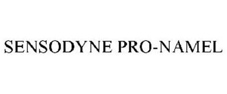 SENSODYNE PRO-NAMEL