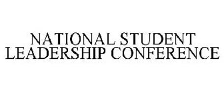 NATIONAL STUDENT LEADERSHIP CONFERENCE