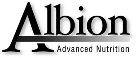 ALBION ADVANCED NUTRITION