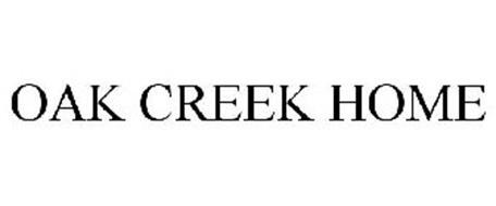 OAK CREEK HOME