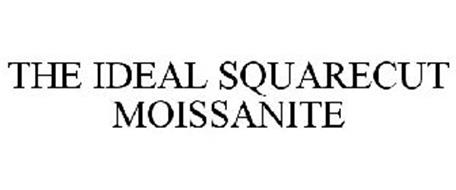 THE IDEAL SQUARECUT MOISSANITE